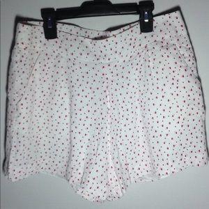 Lauren Conrad LC for Disney Dressy Printed Shorts
